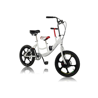 CR-2P-MS Stroller bike